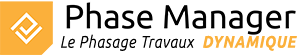 Phase Manager – Scheduled construction phasing software